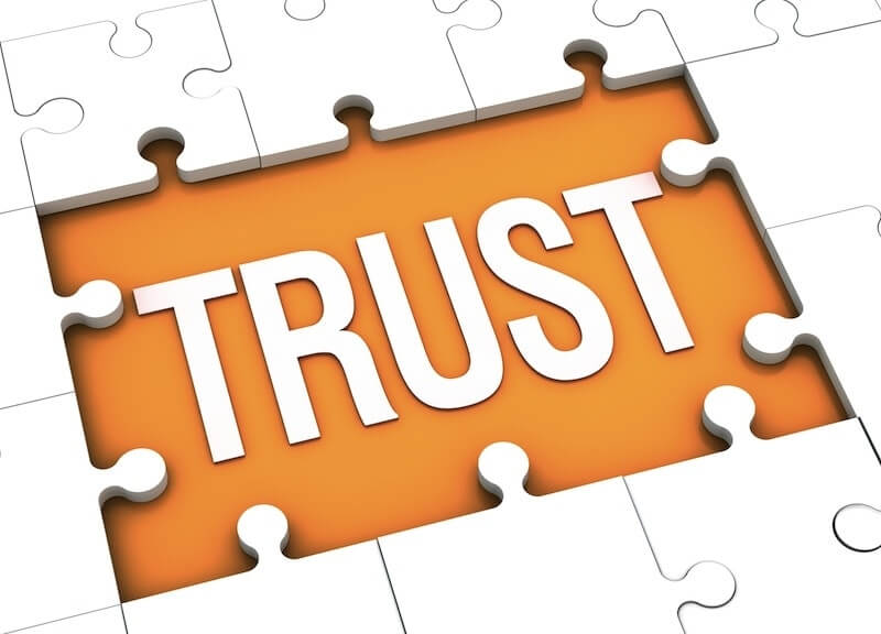 Establish Trust Before Delegating Big Decisions